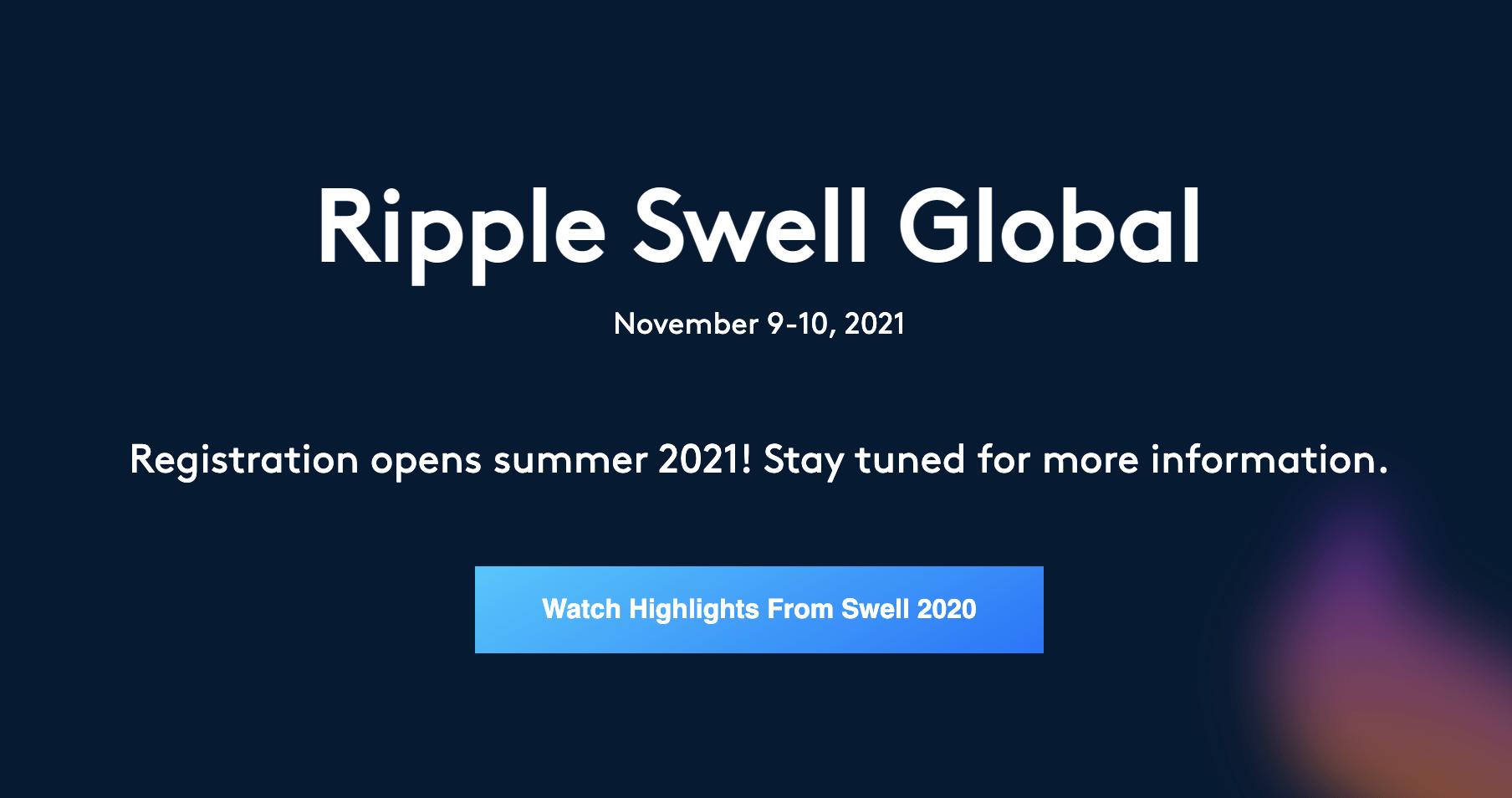 Swell Grobal 2021