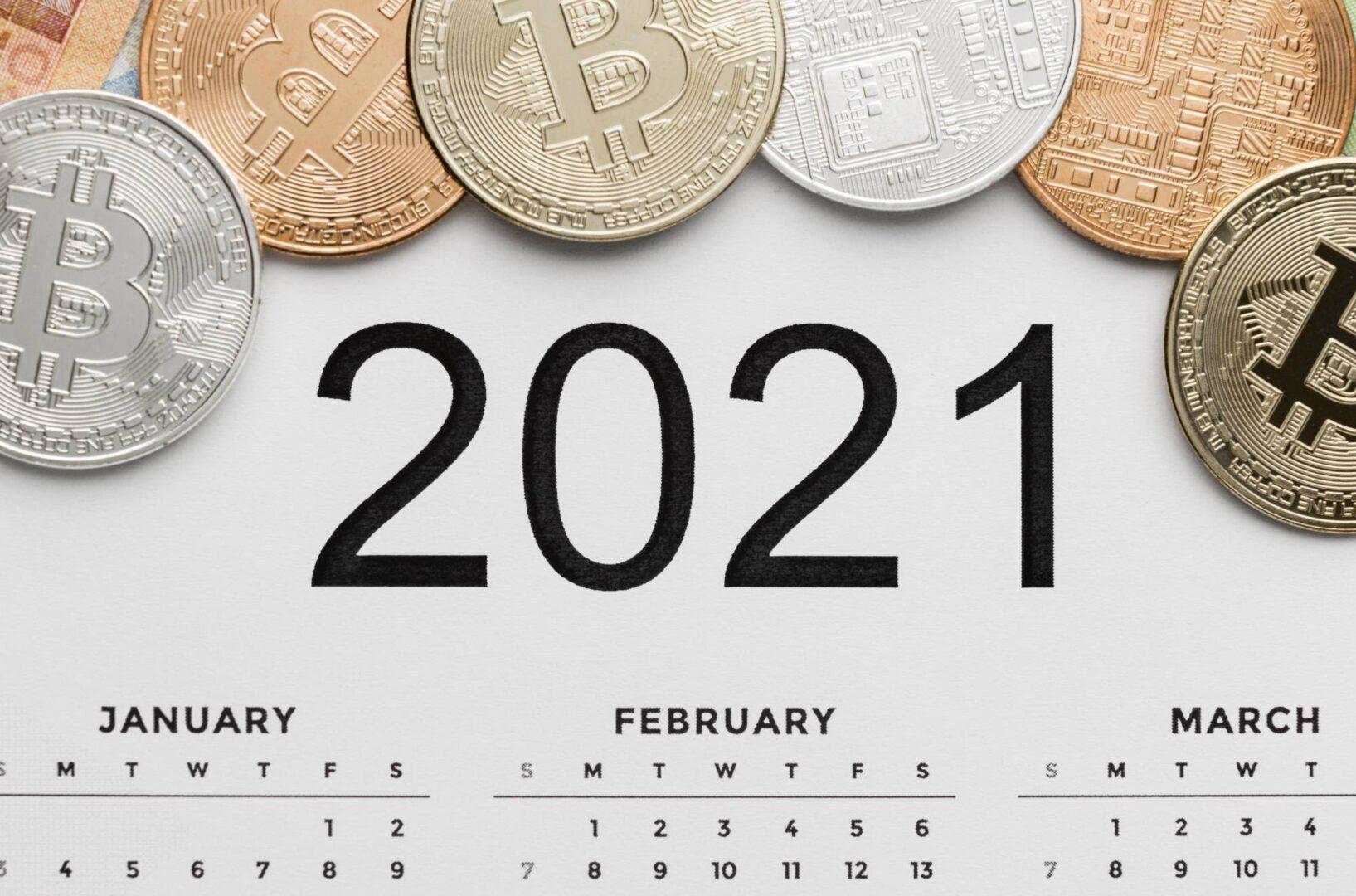 2021年ビットコイン