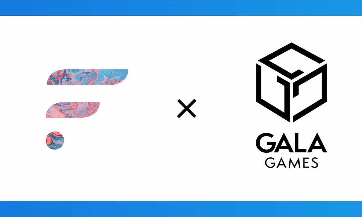 FlareとGalaゲーム提携